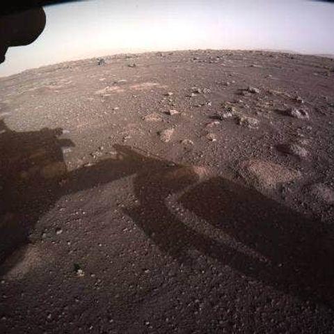 НАСА: Ангараг дээрх хамгийнөндөр температур -22°C, бага нь -83°C байна