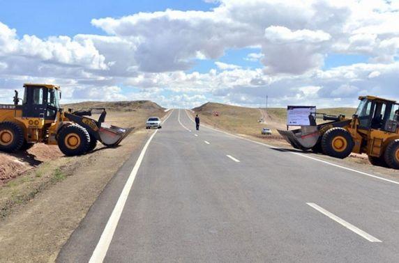10-р сард Тосонцэнгэл-Улиастай чиглэлийн 67 км авто замыг ашиглалтад оруулна