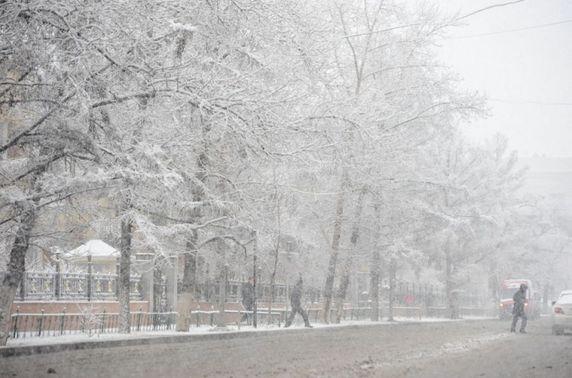 Өнөөдөр зарим нутгаар цасан шуурга шуурна