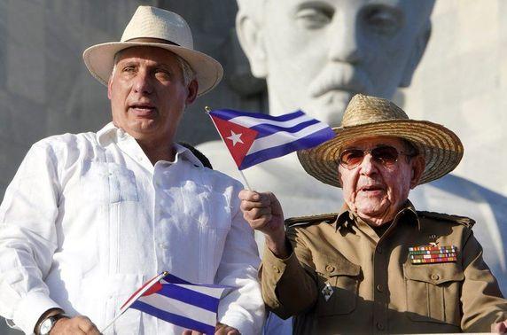 Кубын Ерөнхийлөгч Мигел Диаз-Канел эрх баригч намын даргаар сонгогдлоо