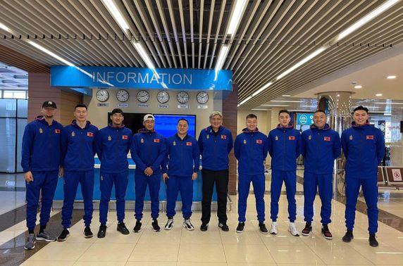3х3 сагсанбөмбөгийн үндэсний шигшээ багийн тамирчидЕвроп тивийг зорилоо