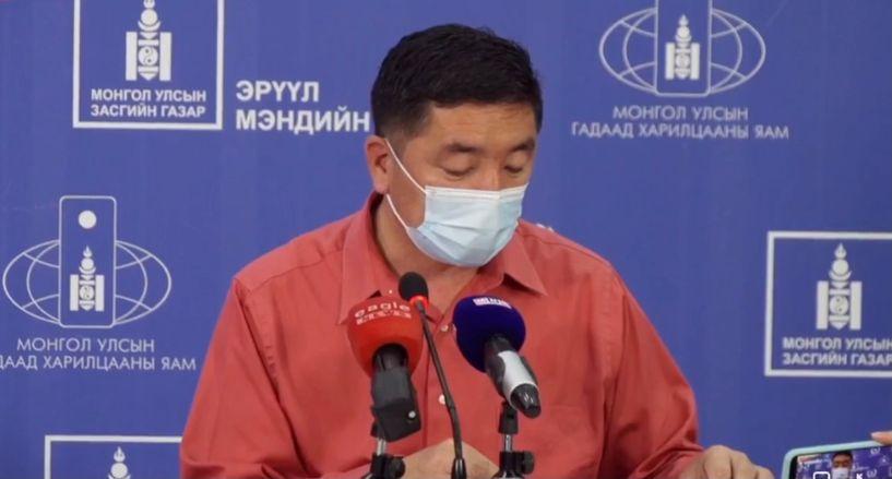 """""""Энэрэл"""" эмнэлэг, 103-ын захирлуудад хариуцлага тооцож, М.Мөнхдэлгэрийг ажлаас чөлөөллөө"""