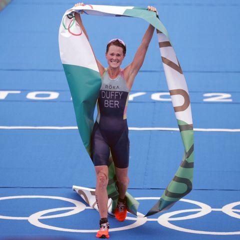 Бермуда арлын тамирчин улсынхаа анхны алтан медалийг авлаа