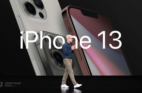 iPhone 13 загварт гарсан өөрчлөлтүүд