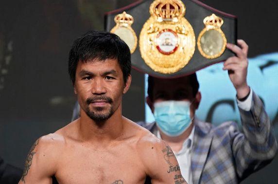 Домогт боксчин Мэнни Пакьяо Филиппиний ерөнхийлөгчийн сонгуульд өрсөлдөхөөр нэрээ дэвшүүллээ