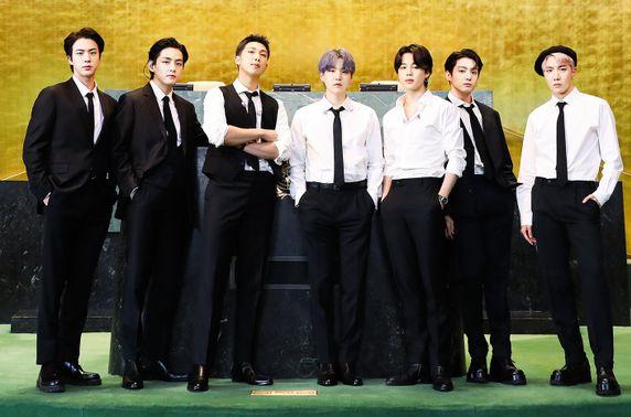 Солонгосын BTS хамтлаг НҮБ-ын мэтгэлцээнийг нээлээ