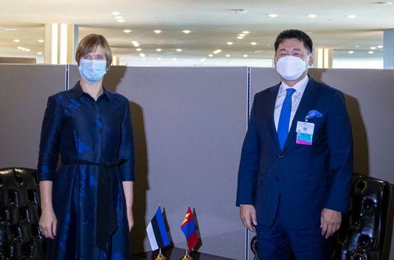 """""""И-Монголиа"""" системийг хөгжүүлэхэд Эстони улс дэмжлэг үзүүлжээ"""