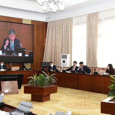ТБХ: 2023-2024 оны төсвийн төсөөллийн тухай хуульд өөрчлөлт оруулах төслийг хэлэлцэнэ