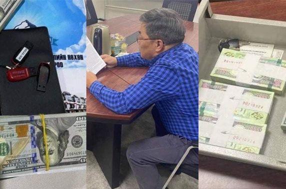 Д.Хаянхярваагийн өрөөнөөс 10 мянган доллар, зургаан сая төгрөг олджээ