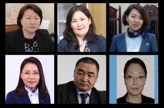 ШЕЗ-ийн шүүгч бус гишүүний томилгооны сонсголоор оруулах 6 хуульч